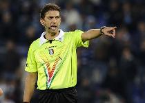 Serie A, arbitri: Roma-Fiorentina a Guida