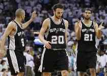 Nba Finals: Spurs a Miami per chiudere