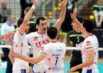 Volley, Mondiale club: Trentino è già fuori