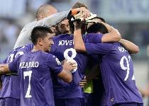 Serie A: Fiorentina da Champions, Samp asfaltata
