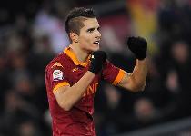 Roma: il Tottenham vuole Erik Lamela