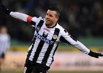 Serie A: Di Natale show, l'Udinese affonda il Chievo