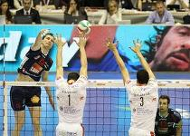 Champions Volley: Lube sconfitta 3-1 da Belgorod