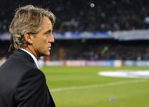 Napoli: idea Mancini per il dopo Mazzarri