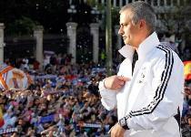 Mourinho show: