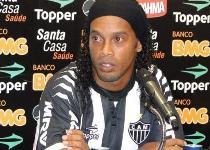 Dal Brasile, Ronaldinho: