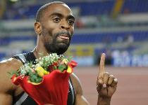 Atletica: Tyson Gay vola nei 200, Bolt è avvertito