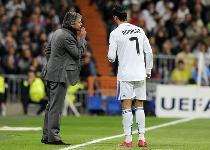 Mourinho contro Ronaldo:
