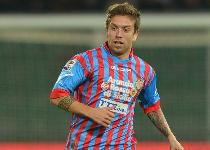 Serie A: il Catania risorge, tris all'Udinese