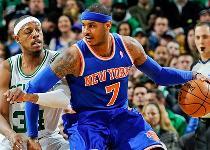 Nba: Carmelo Anthony ko, rischio operazione