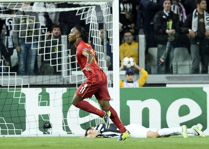 Didier Drogba. Foto www.imagephotoagency.it