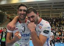 Volley, Mondiale per club: Trento vince al tie-break