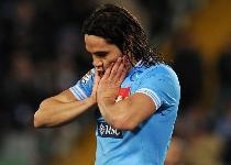 Napoli scarica Cavani: