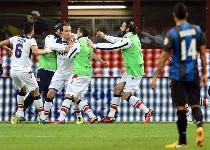Serie A: l'Inter non c'è, il Bologna passa al Meazza
