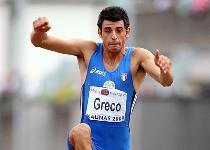Diamond League: Greco secondo a Montecarlo