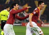 Serie A: Roma da favola, il Genoa si arrende