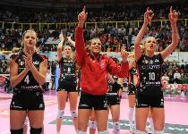 Volley, playoff A1 femminile: Busto batte Conegliano, ora è in finale