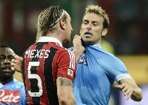 Serie A: il Napoli spaventa il Milan