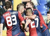Serie A: il Genoa riacchiappa la Sampdoria