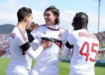 Serie A: Fiorentina-Milan, 2-2 spettacolo