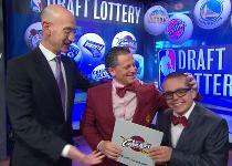 Nba: i Cleveland Cavs vincono la Lotteria