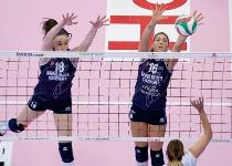 Volley, Champions donne: black out Conegliano, Omsk ai Playoff 6