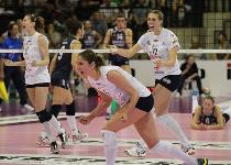 Volley, Coppa Italia donne: Piacenza e Bergamo in finale