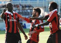Serie A: il Milan passeggia, 4-0 al Pescara