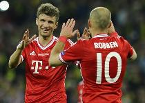 Champions League: Bayern in semifinale, resa United