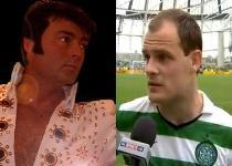 Picchia sosia di Elvis, nei guai attaccante Celtic