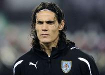 Napoli: Dal Manchester City 55 milioni per Cavani