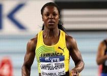 Atletica, doping: positiva la Campbell-Brown