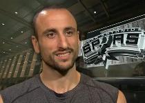 Spurs, Ginobili: