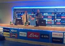 Napoli, Benitez: la presentazione in diretta. Live