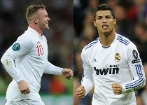 Dall'Inghilterra, pazza idea: scambio Rooney-Ronaldo