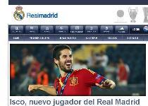 Real Madrid: ufficiale l'acquisto di Isco