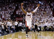 Nba, playoff: Pacers travolti, Heat alle Finals