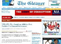 The Gleaner: 5 atleti giamaicani positivi al doping