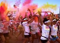 The Color Run: la corsa più colorata dell'estate. Video