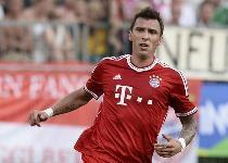 Bayern, Mandzukic: