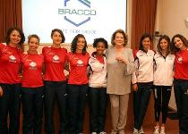 Atletica: otto ragazze della Bracco in Nazionale