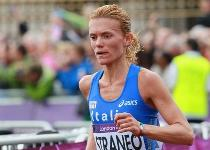 Mondiali atletica: super Straneo, argento nella maratona