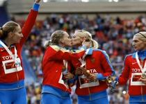 Atlete russe: