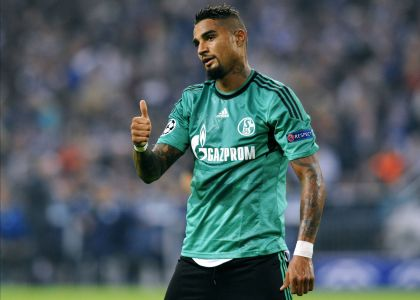 Kevin Prince Boateng. Foto www.imagephotoagnecy.it