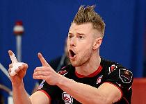 Volley, playoff A1: Macerata sull'1-0, Perugia ko al tiebreak