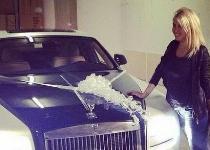 Icardi regala una Rolls Royce a Wanda Nara