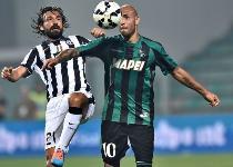 Serie A, Sassuolo-Juventus: formazioni, diretta e pagelle. Live