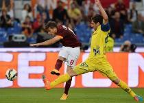 Serie A: Roma-Chievo 3-0, gol e highlights. Video