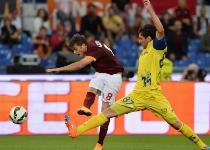 Serie A: Roma-Chievo 3-0, le pagelle