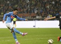 Serie A: Inter-Napoli 2-2, gol e highlights. Video